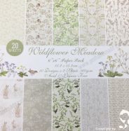 Paper Pack Mẫu Wildflower