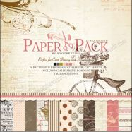 Paper Pack Mẫu Zoll-Romantic 12
