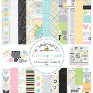 Paper Pack Mẫu Doodlebug 12