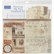 Scrapbook Page Kit Mẫu Karen Foster 12