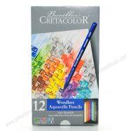 Bộ Chì Màu Nước Cretacolor Set 12