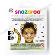 Màu Vẽ Mặt Snazaroo Bộ Tiger