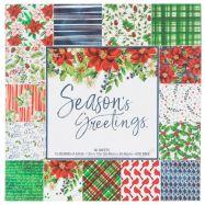 Paper Pack Mẫu Season's Greetings 12