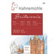 Giấy vẽ Britannia hot pressed 300gsm A5
