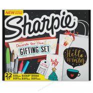 Hộp bút nhũ Sharpie phiên bản Giáng Sinh - deluxe gift set
