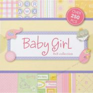Paper pack mẫu Baby girl 8