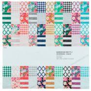 Paper pack mẫu Barnwood Pretty 12