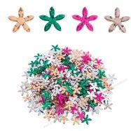 Đá hoa trang trí sắc màu