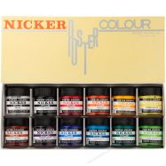 Nicker Poster set 12 màu 40ml