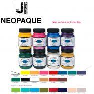 Màu vẽ đa chất liệu Jacquard Neopaque