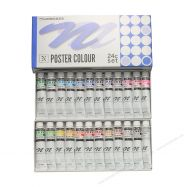 Nicker Poster set 24 màu 20ml