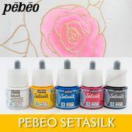 Màu vẽ lụa Pebeo Setasilk