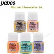 Màu vẽ sứ Pebeo porcelaine 150