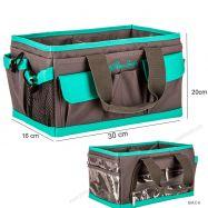 Túi dụng cụ màu xám