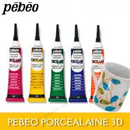 Tuýp vẽ nổi sứ Pebeo porcelaine 20ml