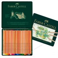 Hộp chì Farber Castel pitt pastel - set 24