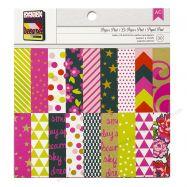 Tập giấy paper pad 6x6