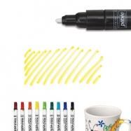 Bút vẽ sứ vàng nét dầy