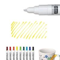 Bút vẽ sứ vàng nét mỏng